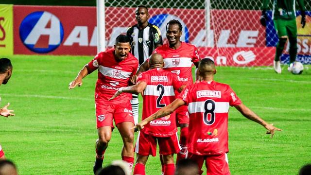 CRB vence na despedida de Marcos Barbosa e assume liderança da Copa do Nordeste