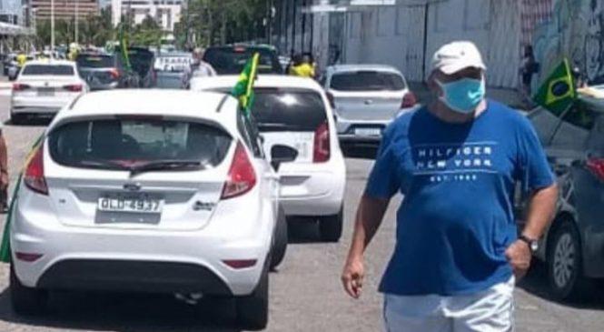 Promotoria diz que protestou que atrapalhou investigação é um 'caso de polícia'