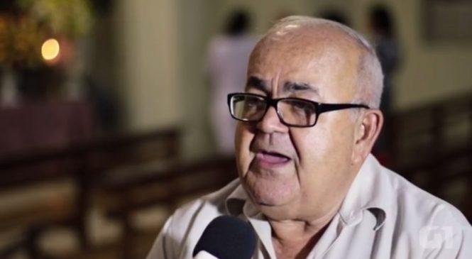 Depois de 2 meses internado, Padre Manoel Henrique recebe alta de hospital