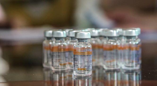 Juiz federal autoriza Associação a importar vacinas para magistrados e familiares