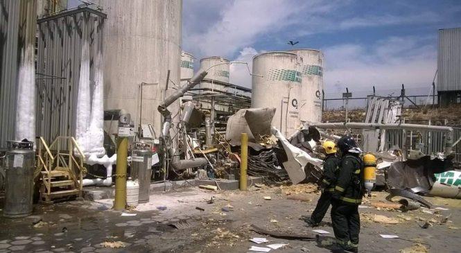 Explosão de fábrica de oxigênio em Fortaleza pode impactar no atendimento hospitalar