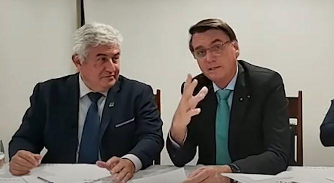 """""""Falta de interesse"""" em cloroquina frustra Bolsonaro: 'Impressionante como só se fala em vacina'"""
