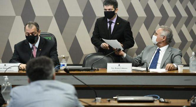 CPI aprova quebra de sigilo telefônico de Pazuello e do gabinete paralelo