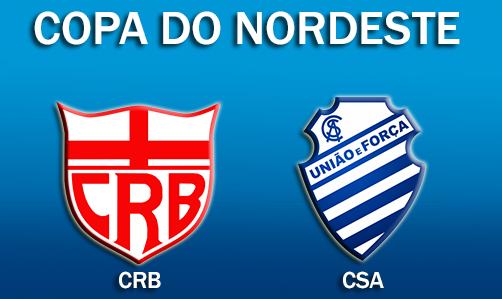 CRB, medíocre em campo, é goleado contra o Bahia; CSA perde de 2 a 1 para o Fortaleza