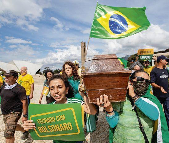 Bolsonarismo, uma seita que mata brasileiros todos os dias