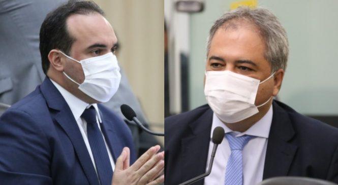Líder do governo aconselha Davia Maia a comprar maconha após críticas à compra de ventiladores