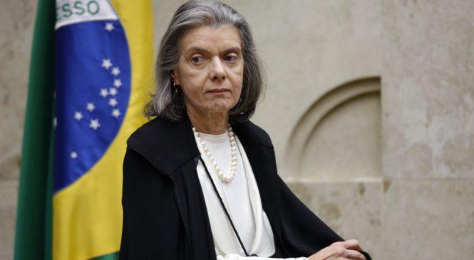 Cármen Lúcia pede que STF julgue se PGR deve investigar Bolsonaro por genocídio