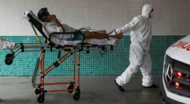 Brasil passa de 3 mil mortos de Covid por dia e é repreendido pela OMS