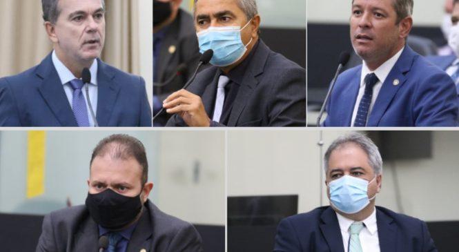 ALE debate escassez de medicamentos para intubação de pacientes com Covid-19