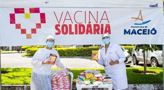 Vacina Solidária está arrecadando casacos e lençóis para vítimas das chuvas