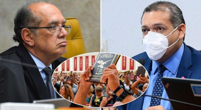 Gilmar Mendes veta cultos em São Paulo e pauta será tema para plenário na quarta
