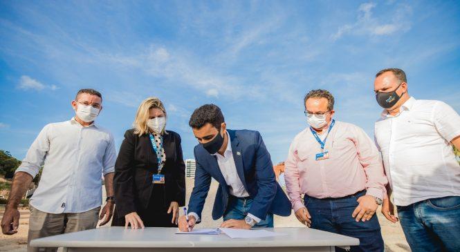 JHC assina aditivo para conclusão das obras da Ecovia Norte