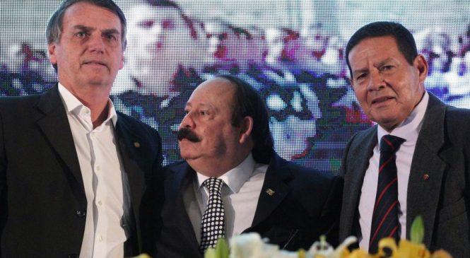 "Candidato do ""aerotrem"", Levy Fidelix morre de covid aos 69 anos"