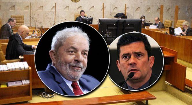 STF decide que processos contra Lula ficam com a Justiça Federal em Brasília
