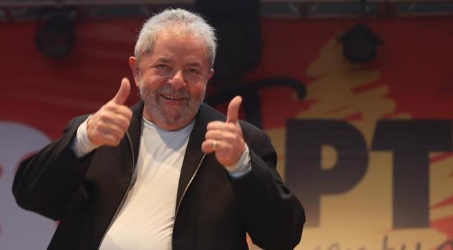 Lula diz que se for preciso vai chegar ao Centro para eleições de 2022