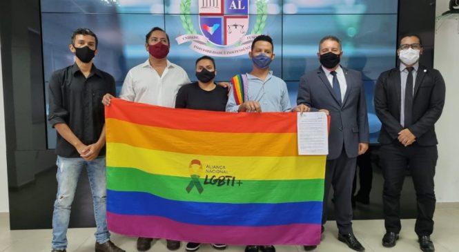 """PGJ Márcio Roberto diz que """"MP é a casa de todos e não permitirá intolerância de gênero"""""""