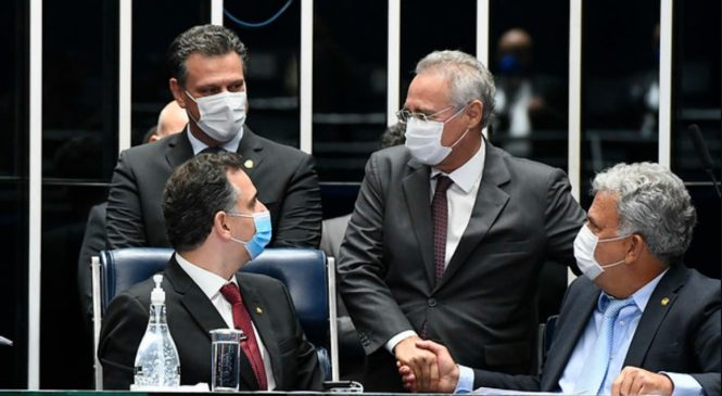 Renan Calheiros é o favorito para ser relator da CPI da Pandemia