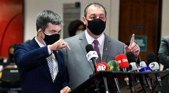 CPI convoca ex-ministros e quer informações sobre uso de cloroquina
