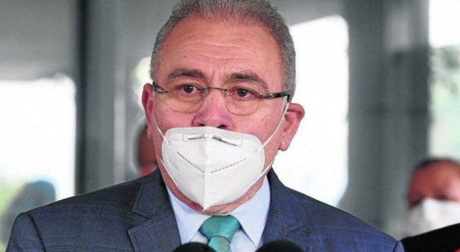 Ministro da Saúde volta à CPI hoje para novo depoimento