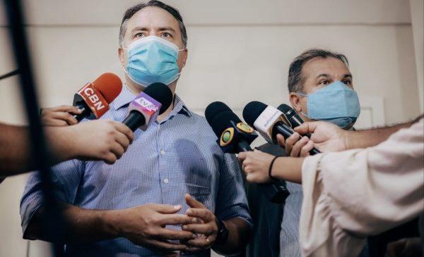 Renan Filho: Vacinação dos educadores é prioridade para retorno de aulas presenciais