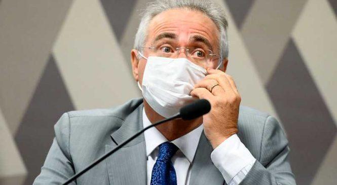 Renan diz que Bolsonaro confessa crime e Queiroga é um Pazuello de jaleco