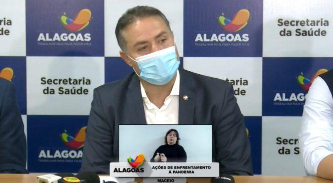 Novo decreto em Alagoas libera praias, bares, restaurantes nos finais de semana