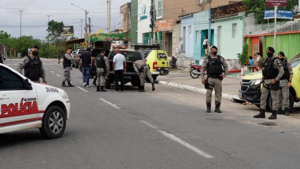 Mês de março tem redução histórica no número de homicídios em Alagoas