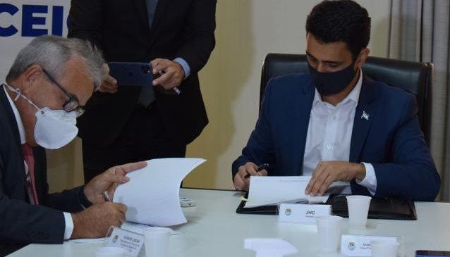 TV Cidadã firma parceria com a Prefeitura de Maceió para veiculação de conteúdo