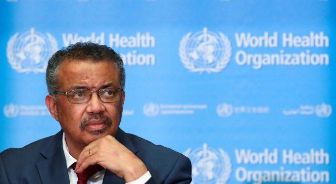"OMS alerta: Pandemia ""está longe de terminar"""