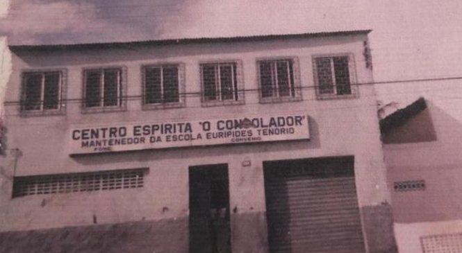O Consolador completa 80 anos e já atendeu a mais de 80 mil pessoas