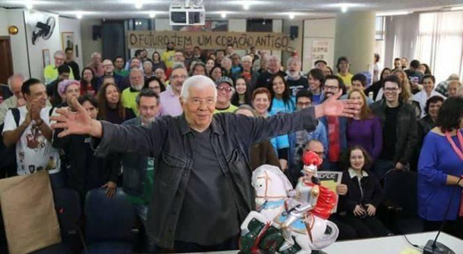 Troféu Audálio Dantas é entregue em São Paulo no Dia do Jornalista