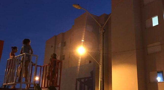 Moradores do Residencial Vale Bentes II denunciam obras inacabadas no conjunto