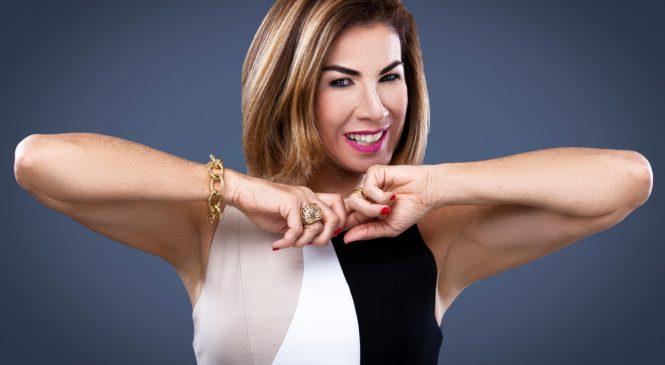 Estela Nascimento vai estrear Agenda, em nova programação da TV Ponta Verde