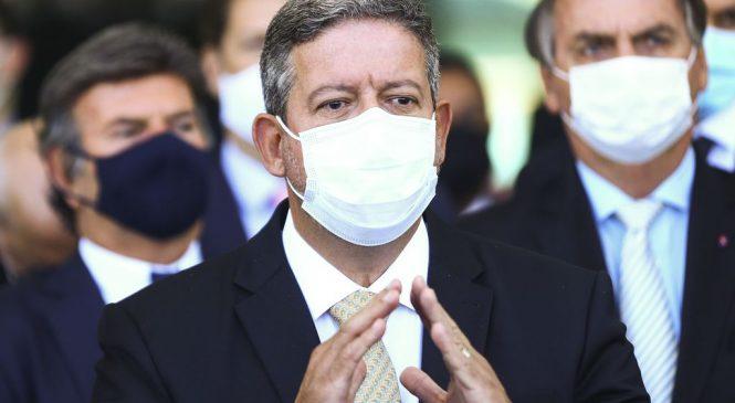 Contra a CPI da pandemia, Arthur Lira diz que não é hora de se encontrar culpados