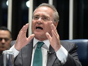 Renan Calheiros diz que Queiroga é o ministro do silêncio e da omissão