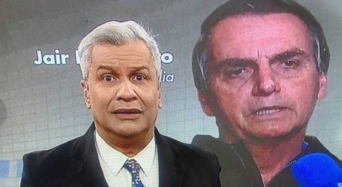 Bolsonaro ataca governadores no domingo de páscoa com vídeo de Sikêra Júnior