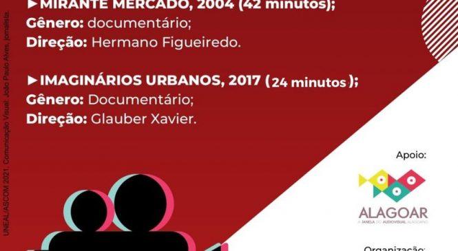 Segunda semana do cinema da Uneal exibe nesta 4ª filmes de alagoanos