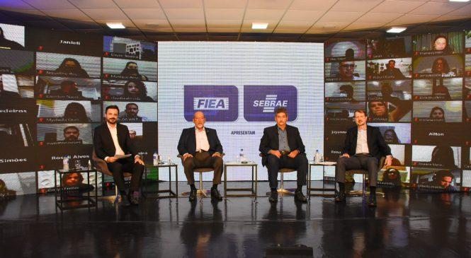 Fiea e Sebrae lançam programa para fortalecer indústrias alagoanas de micro e pequeno porte