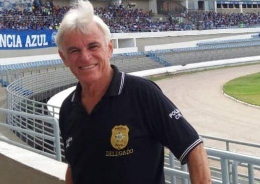 Morre de Covid-19 o delegado da Polícia Civil Manoel Wanderley Lima