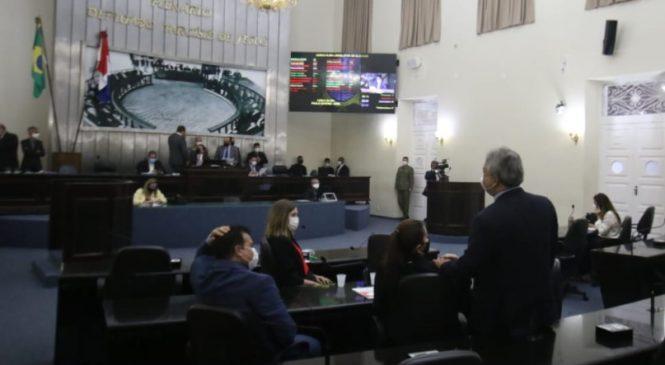Deputados aprovam reajuste dos subsídios de servidores públicos estaduais
