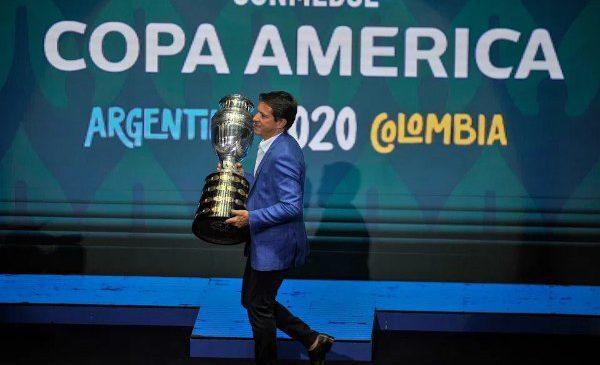 Conmebol tira Copa América da Argentina por surto de Covid-19