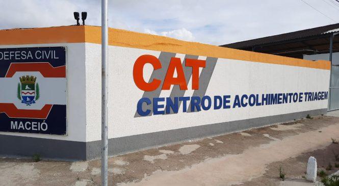 Centro de Acolhimento do Pinheiro é inaugurado nesta terça