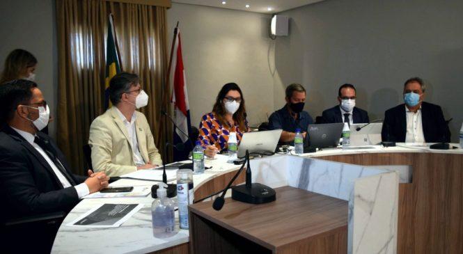 Comissões discutem plano de combate aos impactos do afundamento de solo em escolas