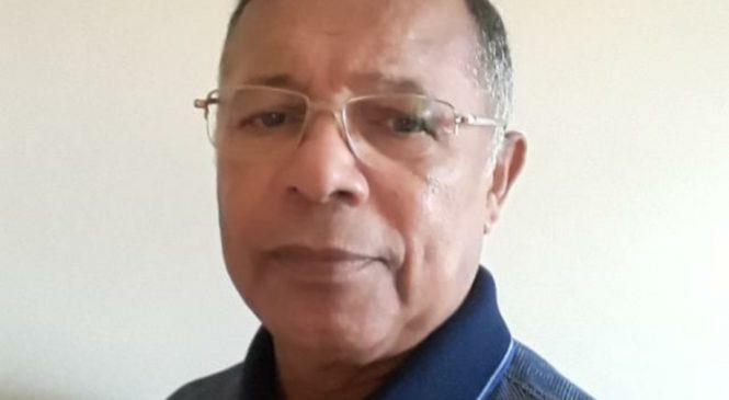Morre de Covid o delegado aposentado Ademir Pereira Santos