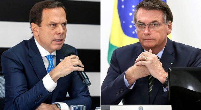 Lewandowski manda Ministério da Saúde enviar 2ª dose ao governo Doria