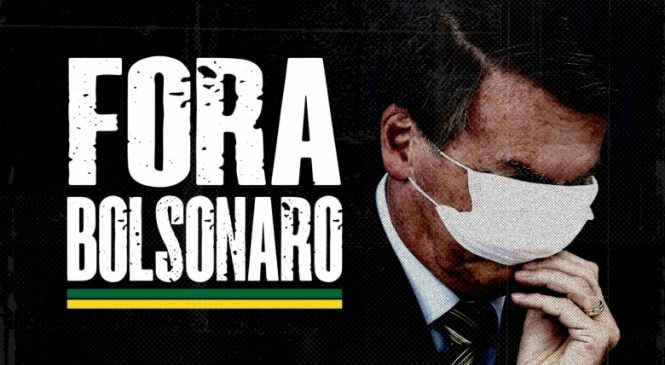 Entidades convocam atos contra Bolsonaro em todo Brasil neste sábado