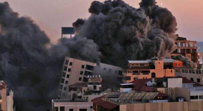 Guerra entre Hamas e Israel se intensifica e mais de 40 morrem em bombardeios