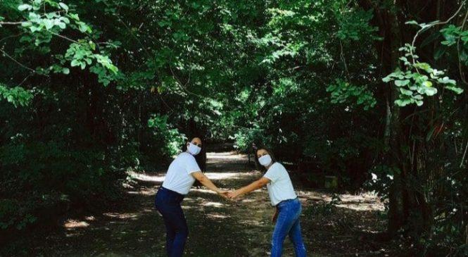 Plantão psicológico retoma atendimentos no Parque do Horto neste sábado