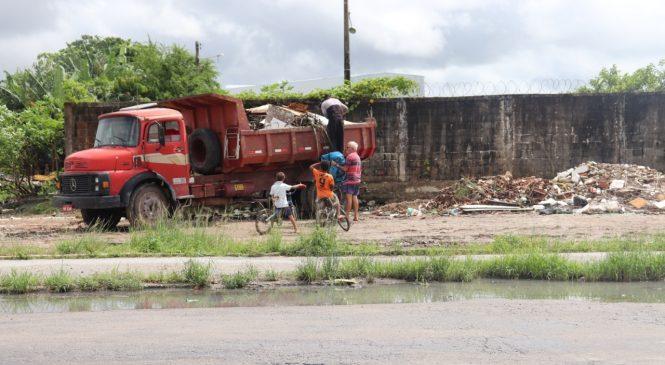 Empresários reclamam de abandono do Polo Multissetorial Luiz Cavalcante