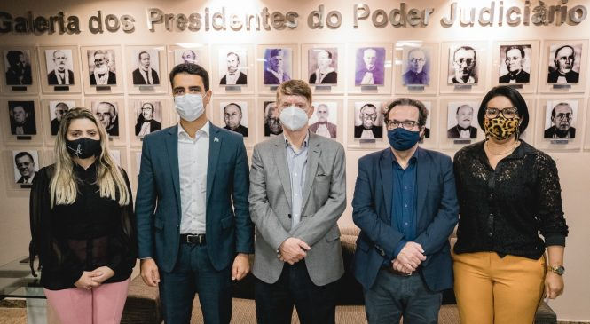 Prefeitura de Maceió e TJ assinam convênio para auxiliar mulheres em situação de violência